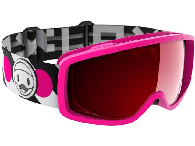 Flaxta Candy Masque Adolescents, bright pink-dark red
